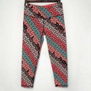 VS Sport Knockout Capri Multicolor Geoprint Small